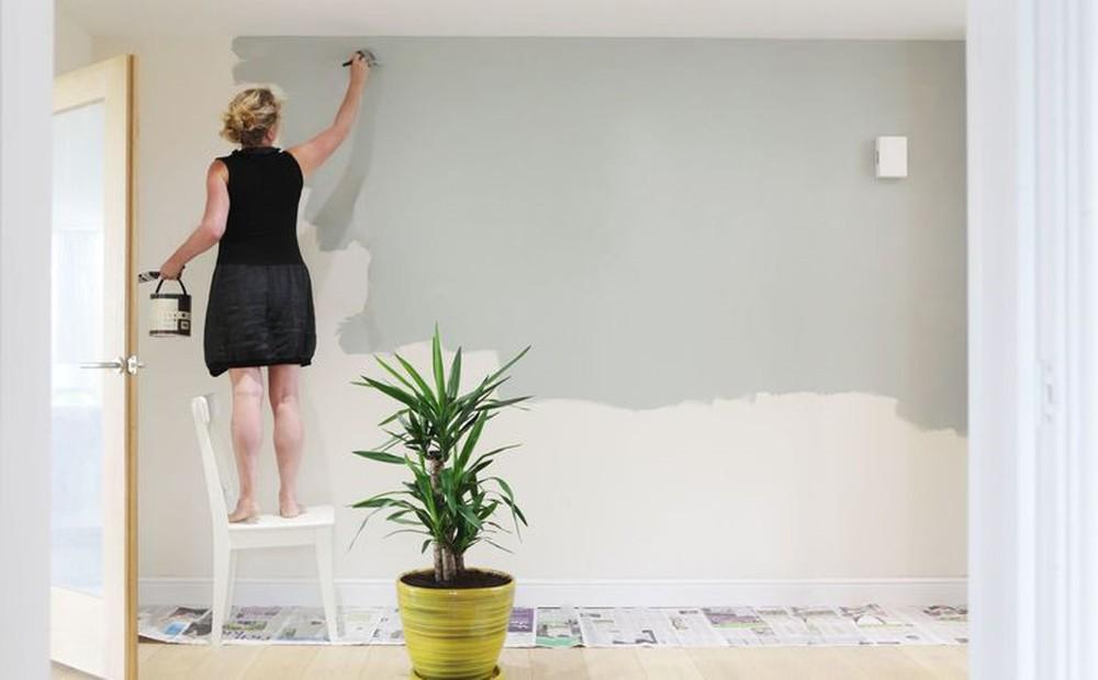 Những lưu ý khi sử dụng sơn xịt phủ bóng